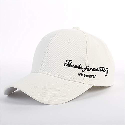 Buchstabe gestickte Kappe im Freien Gebogene Freizeitkappenvisier-Baseballmütze A5 - Schornstein Cap Design