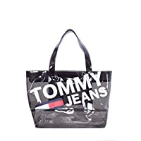 Tommy Hilfiger Tote for Women-Black