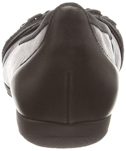 GaborGabor Sport 34.166 - Ballerine donna Nero (Schwarz (schwarz 57))