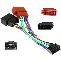 AERZETIX: Adaptador ISO cable para radio de coche