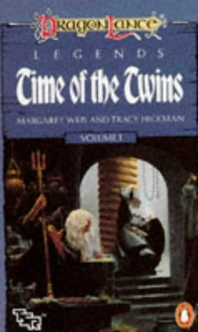 DragonLance Legends Volume 1: Time Of The Twins by Margaret Weis and Tracy Hickman (1987-08-01)