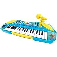 Dory Disney Teclado con Micrófono, Instrumento Piano Infantil, (Lexibook K710DO)