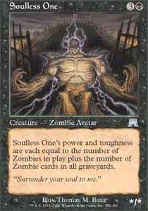 Magic: the Gathering - Soulless One - Il Senzanima - Onslaught