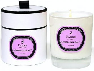 Parks Aromatherapy Candle violett -