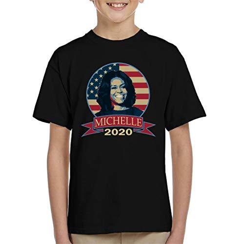 Cloud City 7 Michelle Obama 2020 Kid's T-Shirt