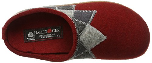 Sneakers Bassi Adulte Mixte Haflinger Blizzard Rot rubin Harly ZqtxvzwEP