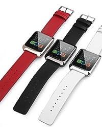 upad6Wearables reloj inteligente, llamadas manos libres/control/Control de mensaje multimedia, para Android/iOS