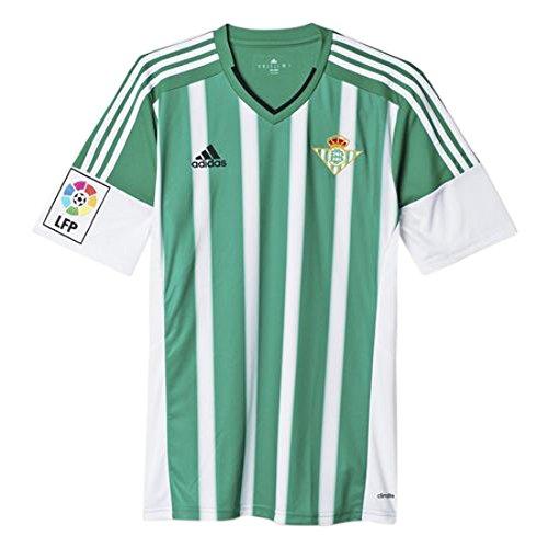 1b7b7c1a0 1ª Equipación Real Betis Balompié 2015 2016 – Camiseta oficial adidas