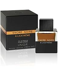 Lalique Encre Noire a l'Extreme Eau de Parfum Natural Spray, 100 ml