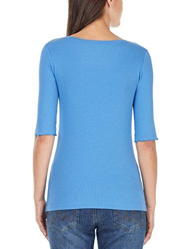 Marc Cain Sports Damen TShirt Blau Capri Blue 361 -ergonomis.eu 9fba4d9fd1