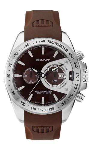 Gant Watches Men's Quartz Watch W10389 with Rubber Strap