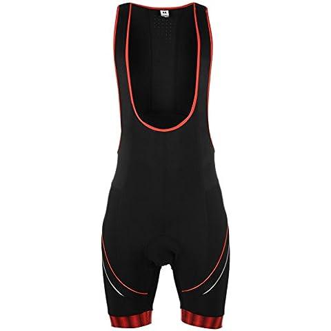 Muddy Fox Race Bib–Pantalones cortos de deporte Pantalones Pantalones Cortos Para Bicicleta Pantalones Ciclismo