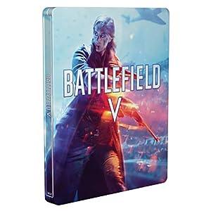 Battlefield V – Steelbook (exkl. bei Amazon.de) – [Enthält kein Spiel]