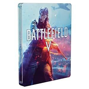 Steelbook Battlefield  V - Gioco non Incluso [Esclusiva Amazon]
