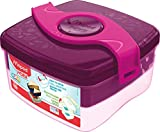 Maped PICNIK - Lunch-Box, Brot-Dose, Frühstücks-Dose ORIGINS KIDS - pink