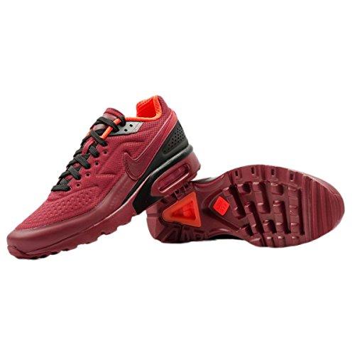 Nike 844967-600, Chaussures de Sport Homme Rouge