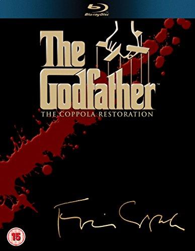 The Godfather Coppola Restoration [Blu-ray] [Import anglais]