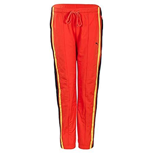 3f98afc653 Puma Fenty Tearaway Pantalones para Mujer Naranja, 40