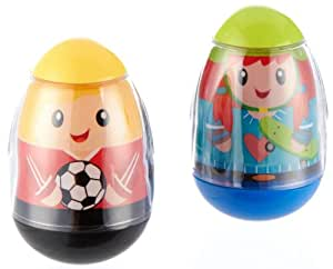 Playskool Weebles figurine Twin Pack - Sports 18053Autre