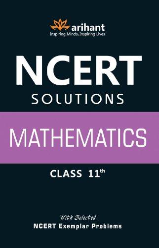 CBSE NCERT Solutions Mathematics Class 11 (2018 – 19 Session) 41cxS12tn5L