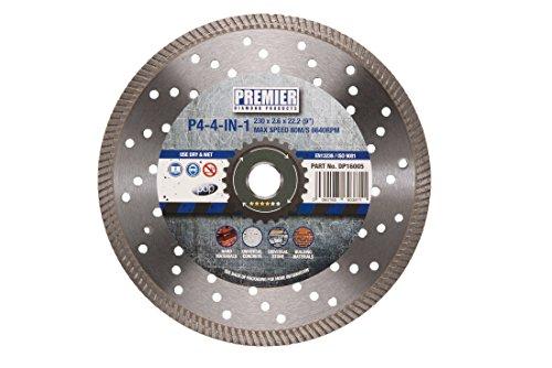 005 P4 4-in-1 Mehrzweck-Klinge Silber, DP16005, 0V ()