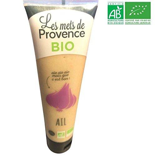 Les Mets de Provence ajos Bio–100G