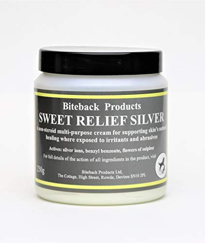 Biteback Products 'Sweet Relief Silver' Crema multiuso para...