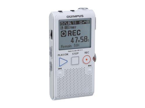 olympus-audio-dp-311-simple-voice-recorder-white