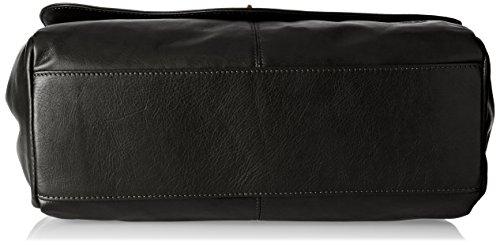 Timberland Tb0m5249, Borsa a Tracolla Donna, 16 x 24.5 x 35.5 cm (W x H x L) Nero (Nearly Black)