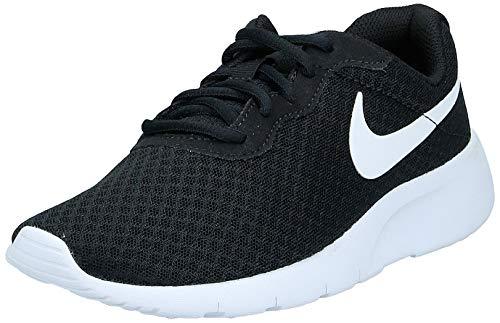 Nike Tanjun Gs, Zapatillas de Running para Niños, Negro (Black/White/White 011), 37.5 EU