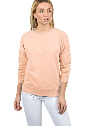 BLEND SHE Melli - Sweat-Shirt - Femme Cameo Rose (20262)