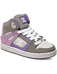 DC Shoes Bambino Bambina Rebound UL K Scarpe Multicolore Size: 4 UK