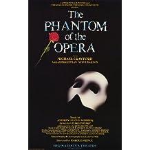 Fantasma de la ópera, el (Broadway) 11 x 43,18 cm (28 x 44 cm) diseño de cartel de película