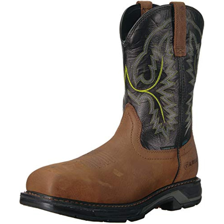 Ariat - Chaussures de H2O Travail Western Workhog XT H2O de Carbon Toe  Hommes - B079RXGSVB 221c227969da