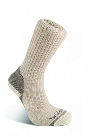 Bridgedale Merinofusion Trekker Women's Sock - Natural, 5-6.5