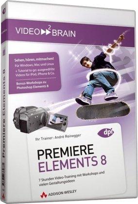 Premiere Elements 8 Videotraining (DVD-ROM)