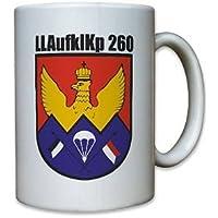 llaufklkp 260due ponti aria Lande aufklaerung kompanie 260kompanie unità bataillon