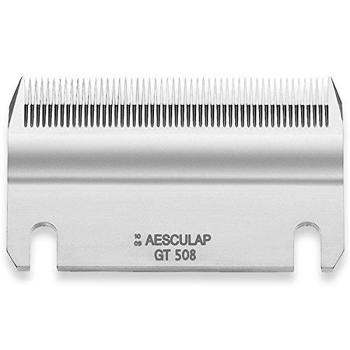 Aesculap Accessoires de rasage Peigne Aesculap GT 508 sous plaque 51Z 0,1 mm hauteur de coupe
