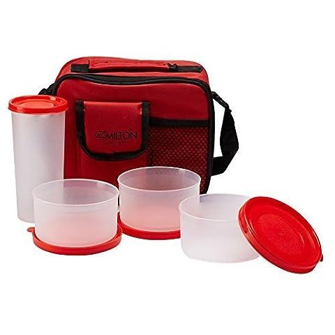 Milton Lunch Box Set avec sac, Meal Combi