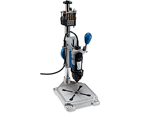 Dremel 3-in-1 Workstation, Drill Press, Rotary Tool Holder, and Flex-Shaft