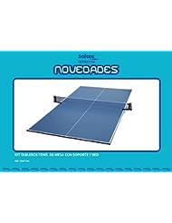 Pack Dashboards Tennis Tisch mit Halterung und Red