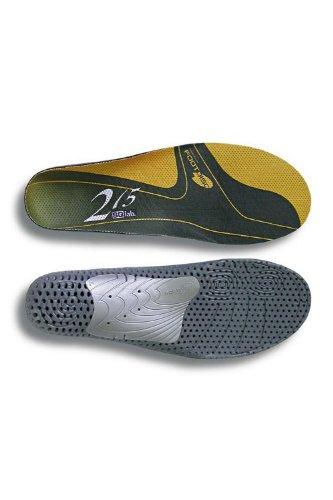 SQlab Schuhzubehör 215 Einlegesohle gelb (Größe: 46,5-48,5)