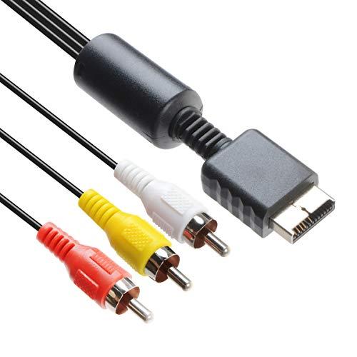 TENINYU Câble Audio vidéo RCA - ...