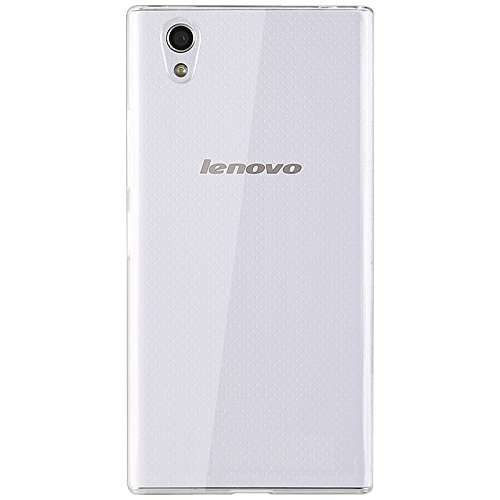 Real Shopping Perfect Fitting High Quality 0.3mm Ultra Thin Transparent Silicon Back Cover For Lenovo P70
