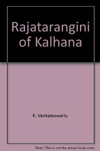 Rajatarangini of Kalhana