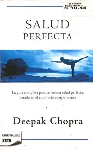 Salud perfecta: EDICION REVISADA Y ACTUALIZADA (B DE BOLSILLO)