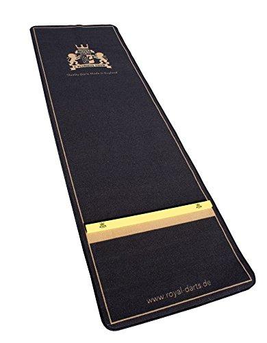 Royal Darts Dartteppich Emperor XL 300 x 100 cm mit Oche