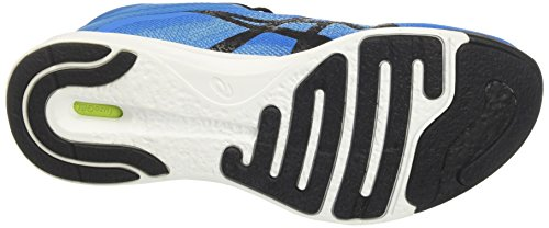 Asics Fuzex Rush, Chaussures de Gymnastique Homme Blue (Aqua Splash/black/diva Blue)