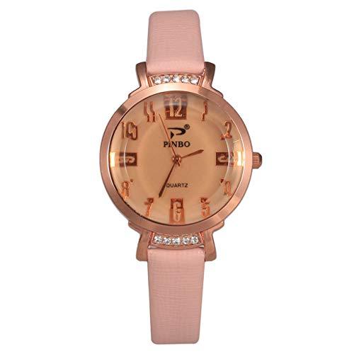 Montres Femmes❤Montre à quartz intelligente Horloge Bracelet Design Rétro spécial Tendance classique sauvage Analogique