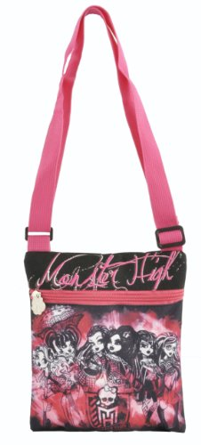 Monster High - O88002 - Trousse - Pochette Bandoulière